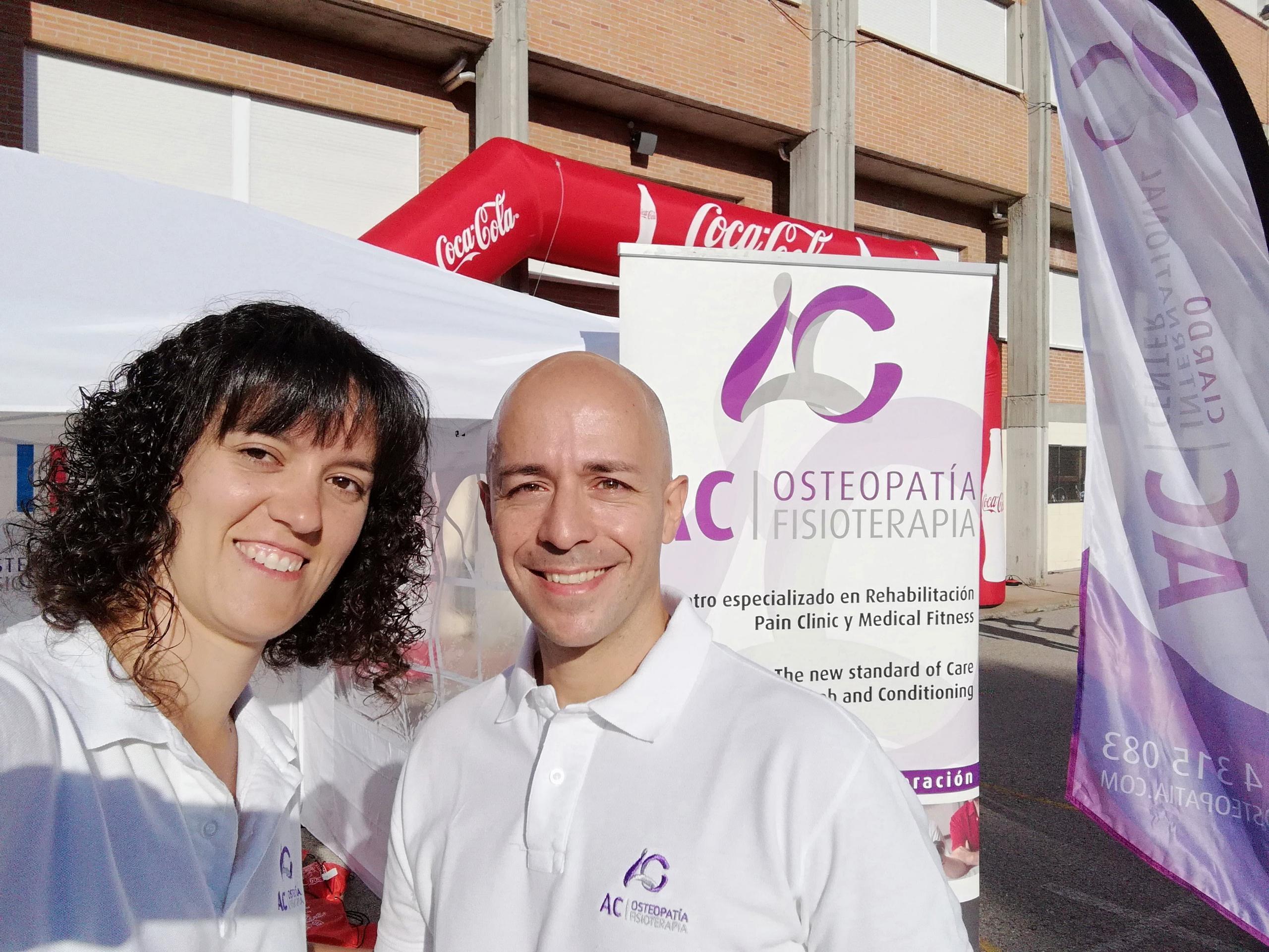 Carrera Madrid Segovia De 100 Km Ac Osteopatia Fisioterapia
