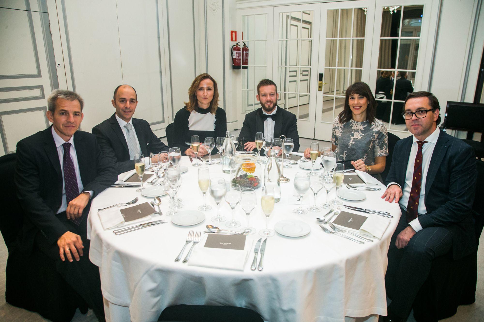 Cena de Gala y XI Ed.del Premio de La Chambre al Espíritu de Empresa